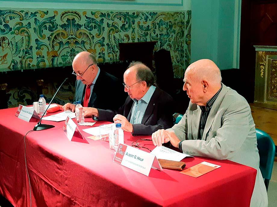 L'Acadèmia Valenciana de la Llengua celebra l'Any Sant Vicent Ferrer amb un cicle de conferències