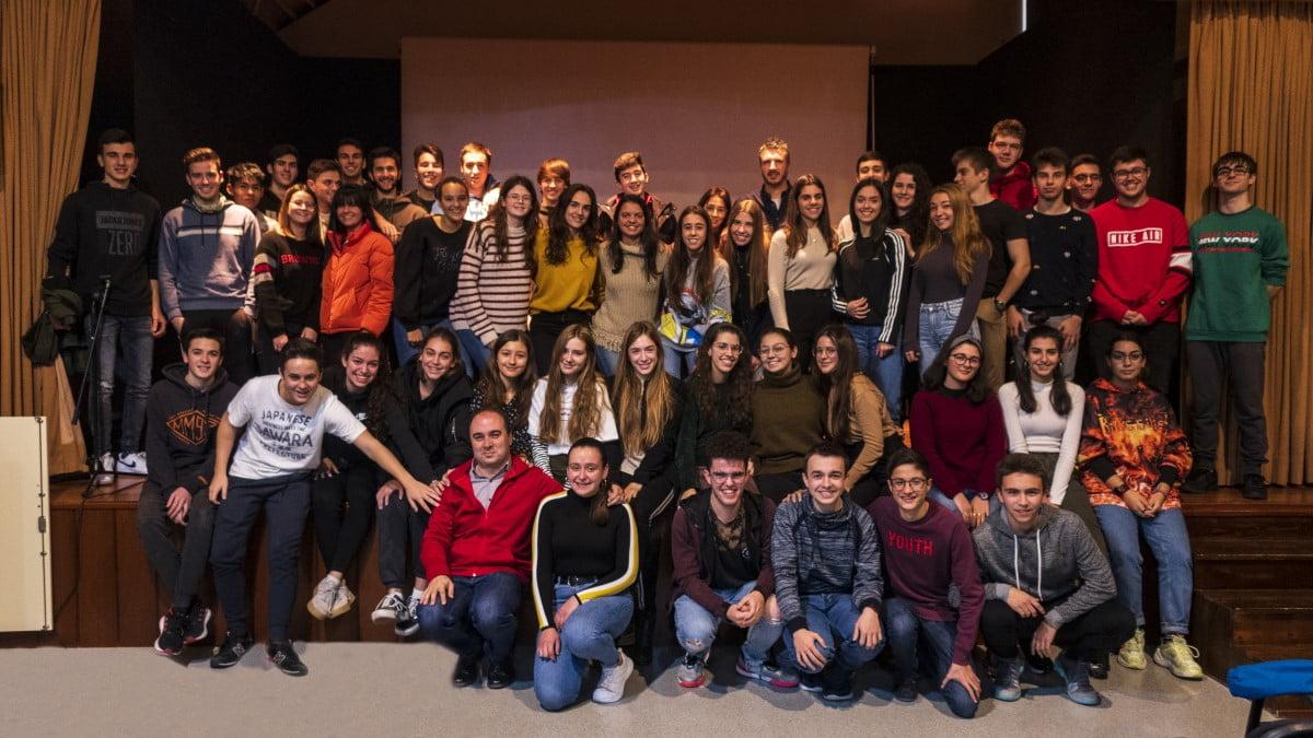 L'IES Serra de Mariola participarà en la Festa del Llibre de Muro amb una activitat en homenatge al poeta murer Joan Jordà