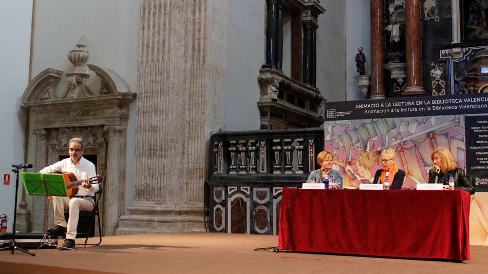 La Biblioteca Valenciana organitza una nova edició dels «Encontres amb autors»