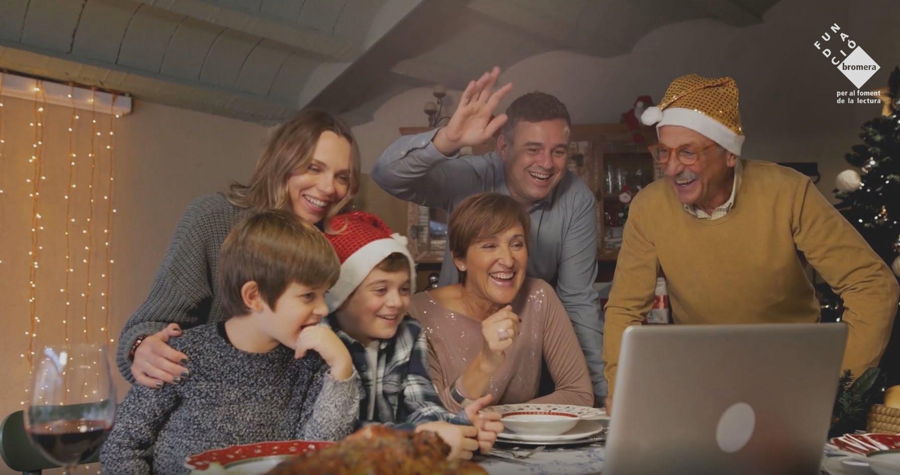 Per Nadal, llegim en família!