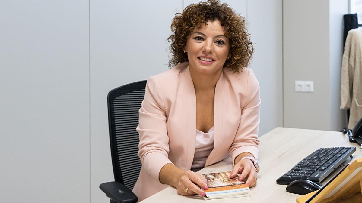 Rosa Mengual, nova directora de la Fundació Bromera