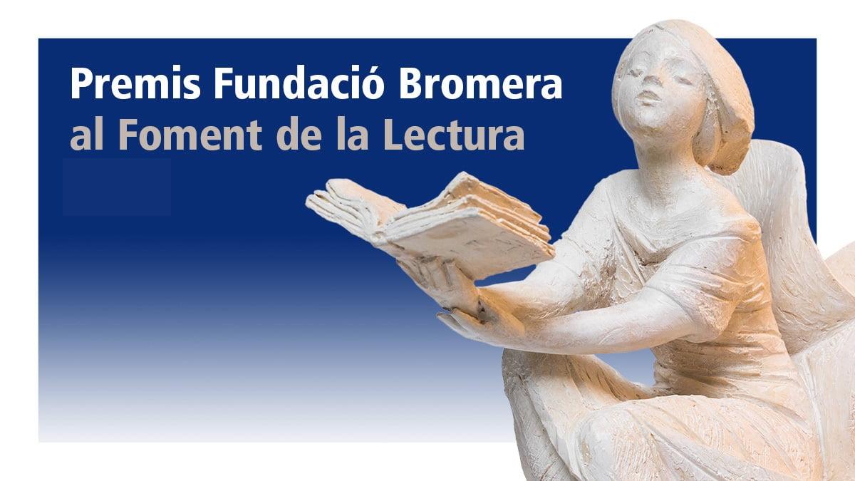 L'escriptor Joan Pla i l'IECMA, guardonats amb els Premis Fundació Bromera al Foment de la Lectura 2020