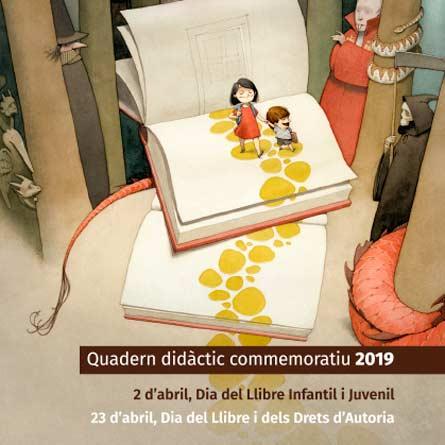 Quaderns didàctics del Dia del Llibre