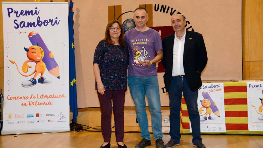 16 anys encoratjant l'alumnat universitari a escriure en valencià